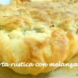Se questa ricetta ti piace, condividila con i tuoi amici :)Pin It Anche se oggi fa caldo ho acceso il forno ! Avevo della pasta sfoglia e delle melanzane e...